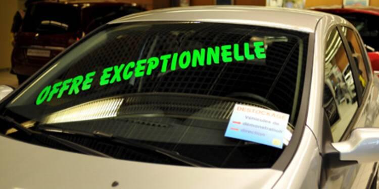 Automobile : jusqu'où peut aller la guerre des prix ?