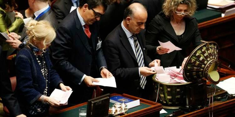 Toujours pas de président élu en Italie, en attendant Prodi