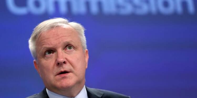 Olli Rehn contre un nouveau délai budgétaire pour la France