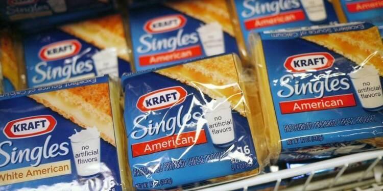 Kraft Foods livre un bénéfice trimestriel en hausse