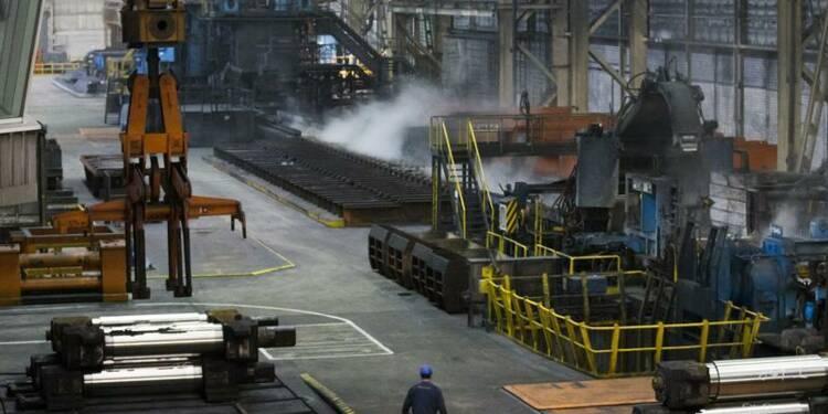 Recul surprise de la production industrielle allemande en octobre