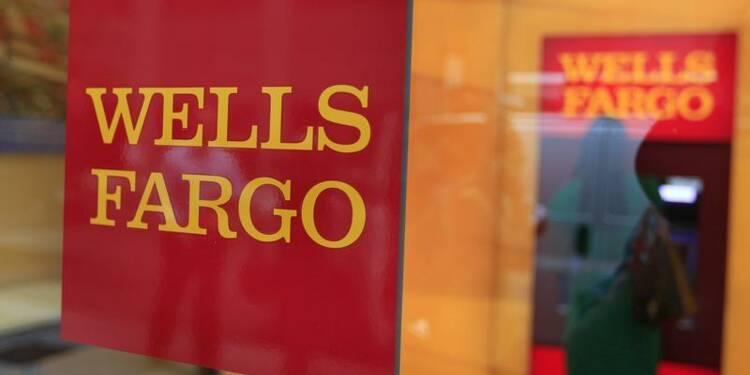 Hausse de 20% du bénéfice de Wells Fargo au 2e trimestre
