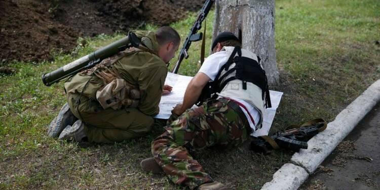 Kiev compte poursuivre son opération anti-séparatiste dans l'Est