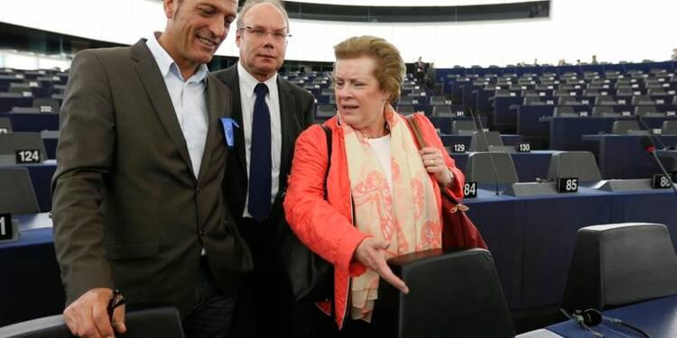 Européennes: Edouard Martin et le PS à l'épreuve d'un nouveau feu