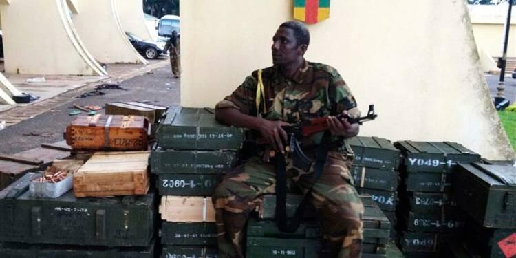 Les rebelles centrafricains promettent un gouvernement d'union