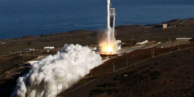 Une fusée SpaceX améliorée décolle de Californie