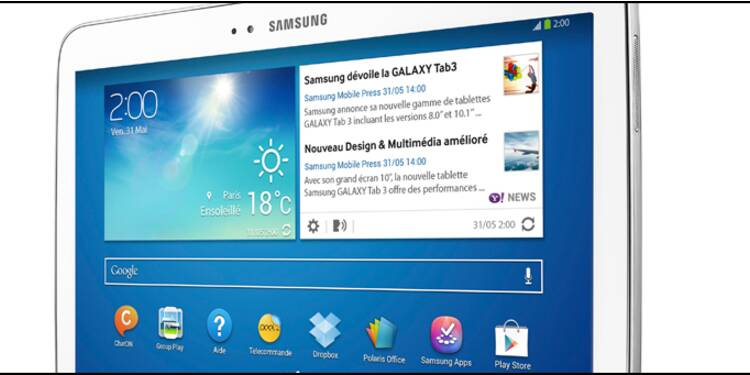 Samsung Galaxy Tab 3: le test de notre jury