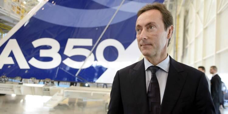 Les petits secrets de Fabrice Brégier, nouveau P-DG d'Airbus