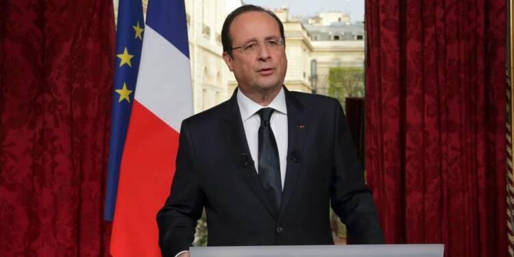 Hollande nomme Valls à Matignon pour ouvrir une nouvelle étape