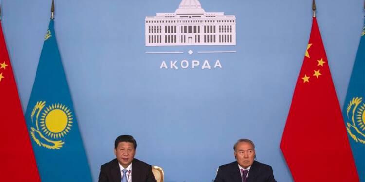 La Chine achète 8,33% du gisement pétrolier kazakh de Kashagan