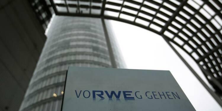 RWE attend les offres pour DEA d'ici la fin décembre