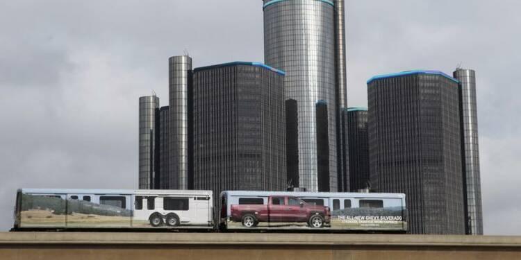 General Motors fait mieux que prévu au 3e trimestre