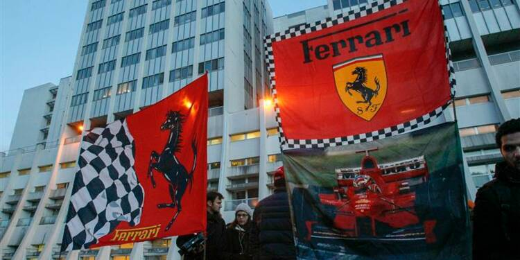 L'état de Michael Schumacher reste stable