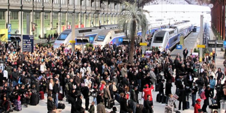 """La SNCF dévoile ses 12 lignes """"malades"""""""