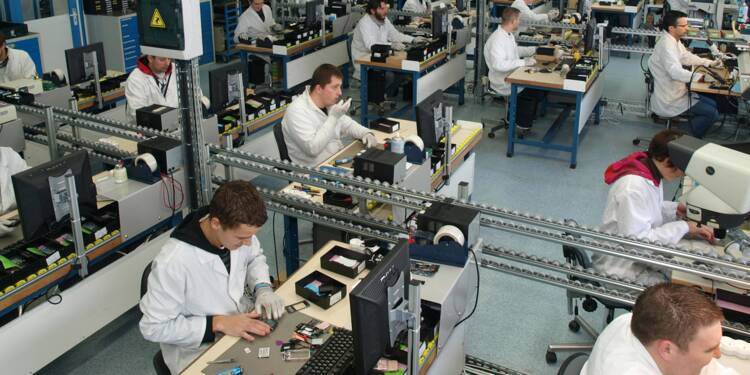 Apple, Sony et Samsung lui donnent à réparer