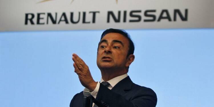 Renault prévoit une croissance de 1,5% du marché mondial en 2013