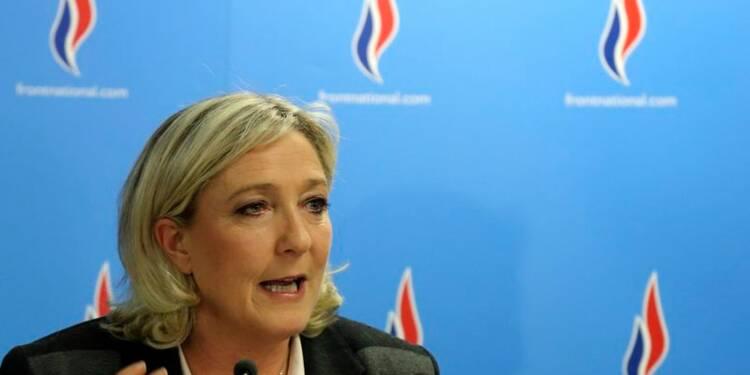 Marine Le Pen condamnée à 10.000 euros d'amende