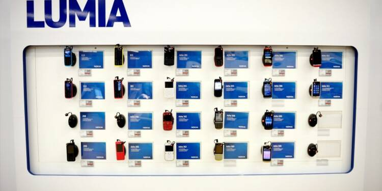 Les derniers téléphones de Nokia se vendent mal