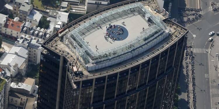 La pollution à l'amiante de la Tour Montparnasse due aux travaux