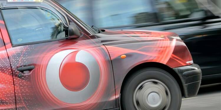 Vodafone confiant pour son CA après un trimestre difficile