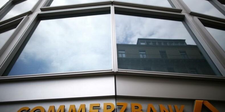 Commerzbank va supprimer 3.000 emplois, selon le syndicat Verdi