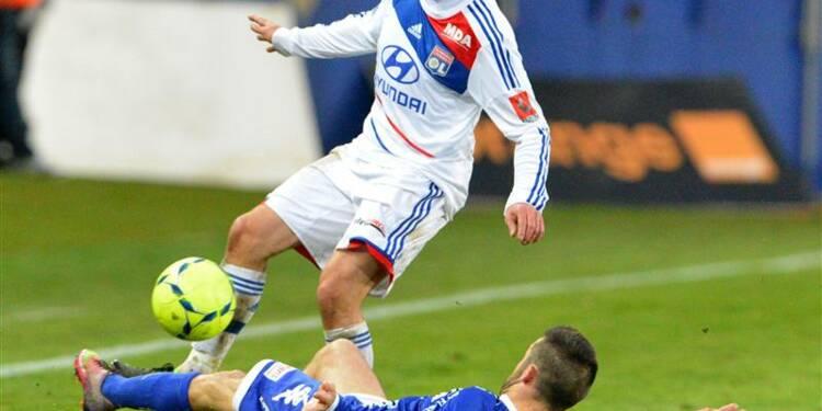 """Ligue 1: le """"PLM"""" à l'arrêt sur un podium peu jalousé"""