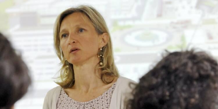 Clara Gaymard, présidente France de General Electric : Mille choses à faire et jamais débordée