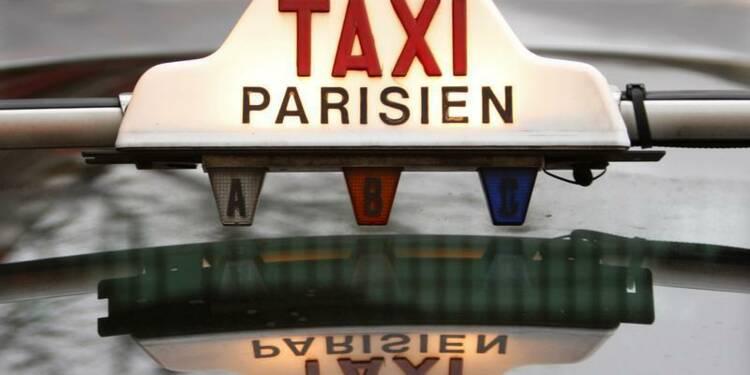 Nouvelle mobilisation des taxis contre les VTC et la TVA