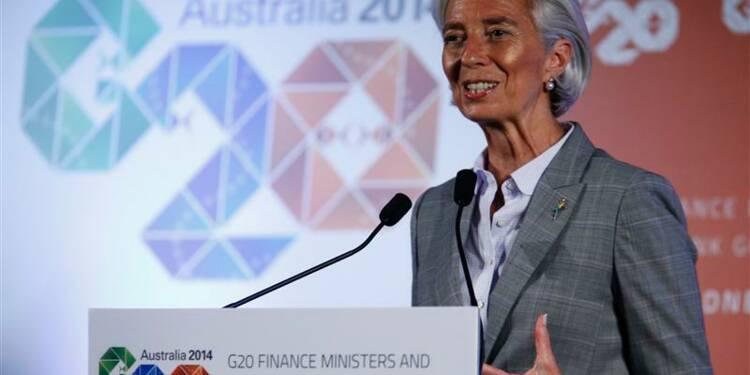 Le G20 s'engage pour la croissance et l'emploi