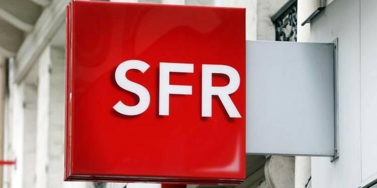 Fitch détaille les avantages d'une fusion de SFR