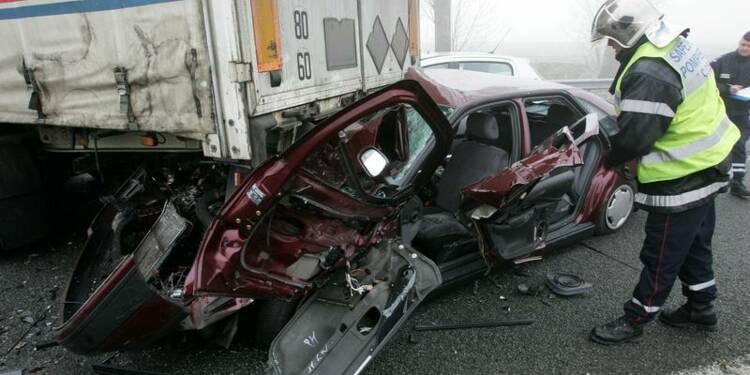 Juillet mois le moins meurtrier sur les routes depuis 1948
