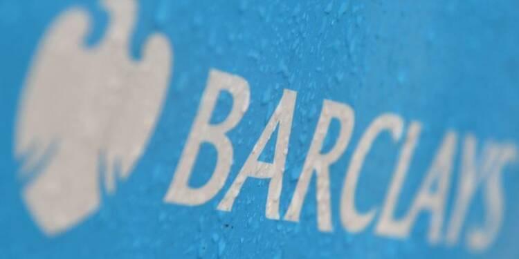 Barclays supprime 1.700 postes dans ses agences