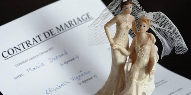 Les couples mariés privilégient de plus en plus la séparation de biens