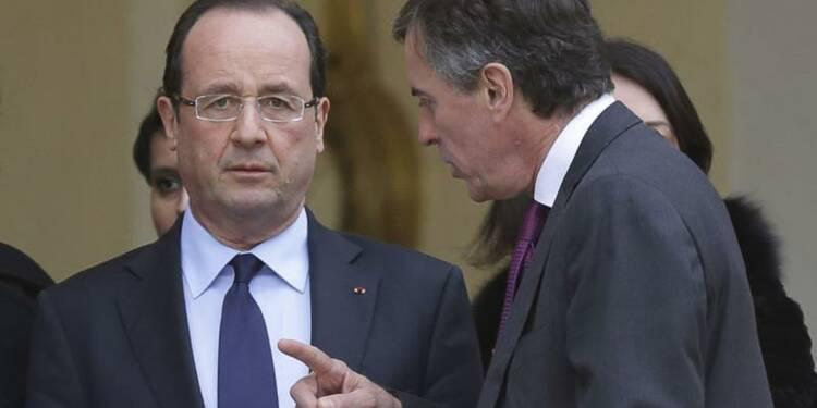 L'affaire Cahuzac éclabousse François Hollande