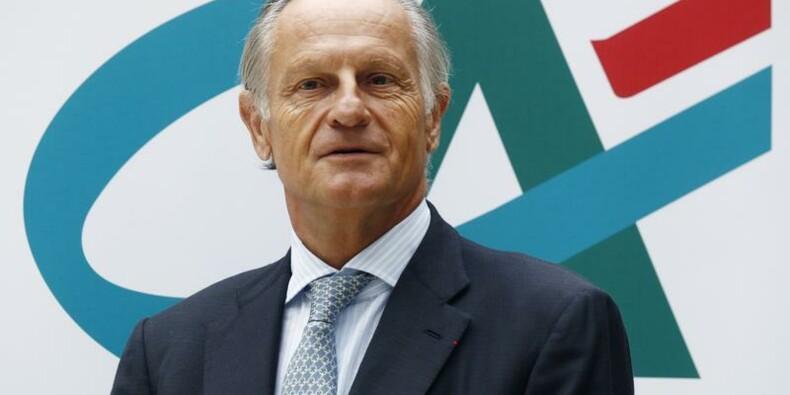 Crédit agricole retrouve la rentabilité et se voit leader européen