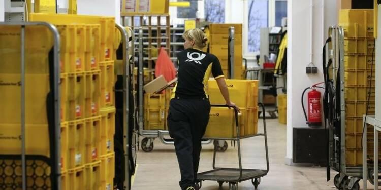 Deutsche Post mise sur les marchés émergents et le e-commerce