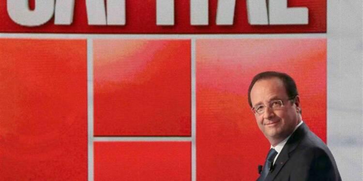 Tout est fait pour inverser la courbe du chômage, dit Hollande