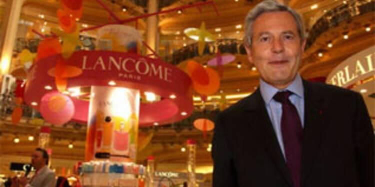 Philippe Houzé, le gourou des Galeries Lafayette