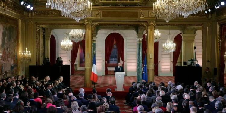 François Hollande clarifiera sa relation conjugale d'ici février