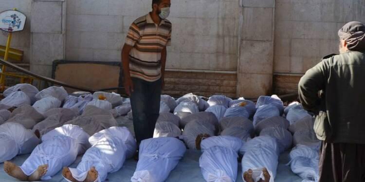 Attaque chimique: Damas autorise la visite d'enquêteurs de l'Onu