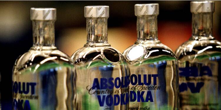 Le cocktail gagnant d'Absolut aux USA