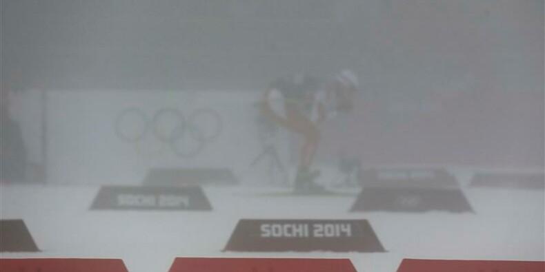 JO: Sotchi dans le brouillard