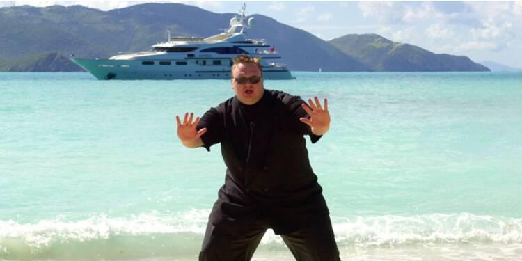 Kim Dotcom, le pirate allemand qui nargue le FBI