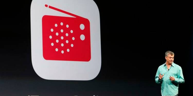 Apple dévoile un service de streaming musical, rénove iOS