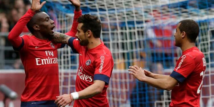 Ligue 1: le PSG se contente du minimum à Troyes