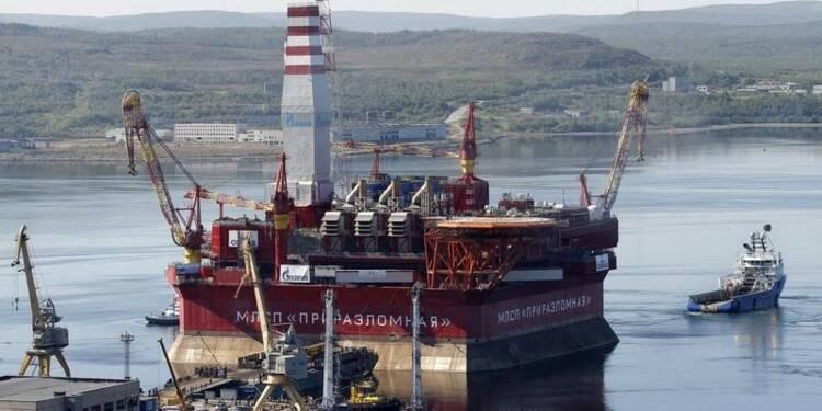 La Russie commence à extraire du pétrole en Arctique
