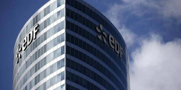 La météo pénalise les ventes d'EDF, recul trimestriel de 3,9%