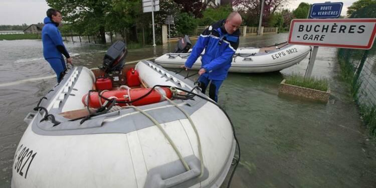 Catastrophe naturelle reconnue dans l'Aube suite aux crues
