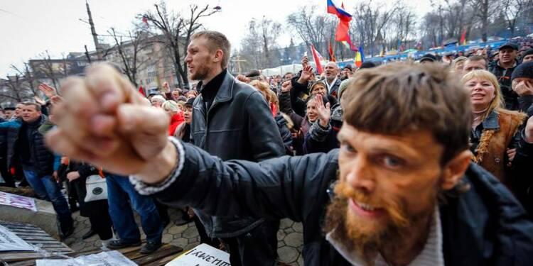 Les Européens étudient de nouvelles sanctions contre Moscou
