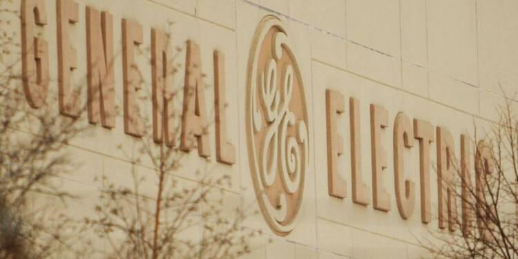 General Electric affiche des résultats trimestriels en baisse